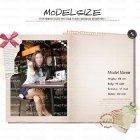 모델사이즈표 22