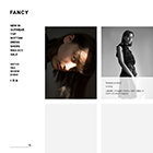 팬시 반응형 영문 SET