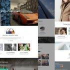 28 홈페이지 메인 3종