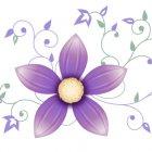 꽃패턴 1