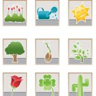식물 아이콘 4