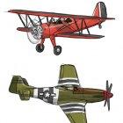 비행기 6