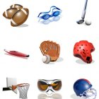 스포츠 아이콘 5