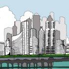 고층빌딩 11
