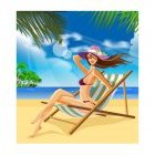 해변의 여인 7