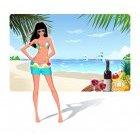 해변의 여인 8