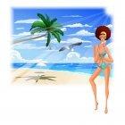 해변의 여인 11