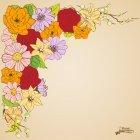 꽃패턴 62