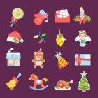 크리스마스 아이콘 34