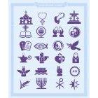 종교아이콘 12