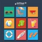 여름아이콘 14