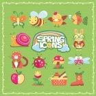 봄아이콘 4