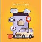 여행아이콘 54