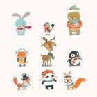 동물캐릭터 10