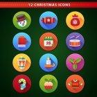 크리스마스 아이콘 95