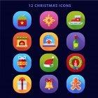 크리스마스 아이콘 94