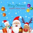 크리스마스 아이콘118