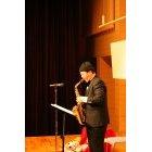 색소폰 연주자 2